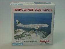 Herpa Wings A320 Middle East Airlines, Club-Modell 1999, lim.Ed., 501712 - 1:500