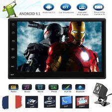 "7"" Android 5.1 Car Autoradio 2Din 1080P Voiture Stéréo GPS Navigation MP5 Player"
