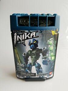 LEGO Bionicle 8728 Inika Toa Hahli New Sealed