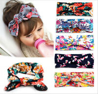1Pcs Beauty Baby Girls Infant Toddler Bow Headband Hair Band Accessories