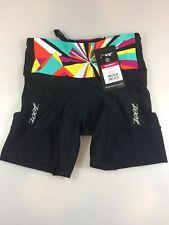 Zoot Womens Performance 6in Tri Shorts Xsmall Xs (5967)