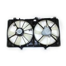 2007-2009 TOYOTA CAMRY 2.4L  #622200 Radiator And Condenser Fan Assembly