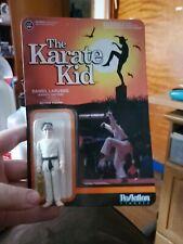 "Funko ReAction Karate Kid Daniel Larusso Karate Uniform 3.75"" Action Figure NEW"
