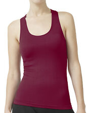NE PEOPLE Women Basic Ribbed Solid Racerback Tank Top 31 Colors Sizes S-L NEWT26