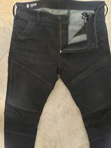 g star raw 3D rackam 3D Raw Denim skinny jeans