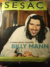 Sesac Magazine Billy Mann Corners Slightly Bent