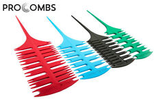 ProCombs Weaving Highlighting Hair Combs (Set of 4) - For The Perfect Weave