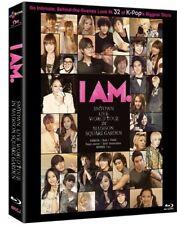 Girls Generation/F(X)/Super Junior/Boa/Tvxq! - I Am: Sm Town (2012, Blu-ray NEW)