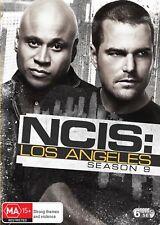 NCIS Los Angeles Season 9 Box Set DVD Region 4 NEW