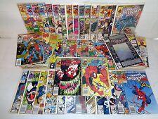 Amazing Spider-Man 329-409 (miss 3bks) Ann 22-28, more! SET! 89 comics (b#14355)