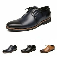 Oxfords Men Low Top Business Formal Office Shoes Faux Leather Party Wedding 47 L
