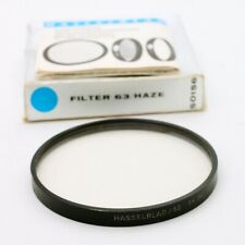 Hasselblad 50156 Haze Filter 63 with Box