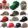 Donald Trump 2020 MAGA Camo Embroidered Hat Keep Make America Great Again Cap US