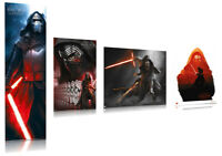 STAR WARS: EPISODE VII - THE FORCE AWAKENS - MOVIE POSTER SET (KYLO REN)