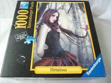 Ravensburger Flirtatious Jigsaw Puzzle!  1000 PIECES!  20 X 27!  GERMANY!