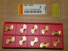 TLRP-3047L 1015 Sandvik Top Lok Carbide Threading Inserts (10 PCS)