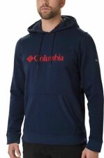 Columbia Mount Mitchell Mens Hoodie Navy Casual Sportswear Jumper Sweatshirts