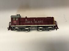 "AHM HO scale ""Rock Island"" diesel locomotive Rd. #799"