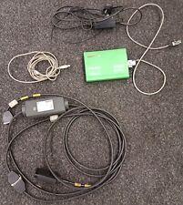 Bosch KTS 550 Diagnosetester Diagnosegerät Diagnosemodul UBox 2 komplett LN2