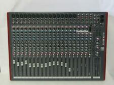 Allen & Heath Zed-24 24-Channel Live Mixer w/ Usb Audio Interface