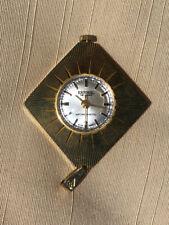 Estoral De Luxe Watch / Pendant - Vintage / French ?