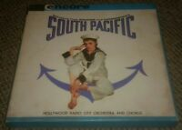 SOUTH PACIFIC  4 TRACK 7 1/2 IPS STEREO REEL TO REEL TAPE RADIO.CITY ORCHESTRA