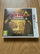 Jeu Nintendo 3DS The Legend Of Zelda A link between worlds NEUF sous BLISTER