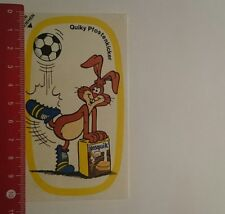 Aufkleber/Sticker: Quiky Pfostenkicker Nesquik (051216181)