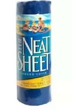 The Neat Sheet Ground Cover Outdoor Blanket Repels Beach Sand Water 57x77