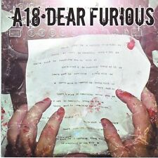 A18 - Dear Furious (CD, 2004, Victory Records) Promo/Advance RARE/OOP
