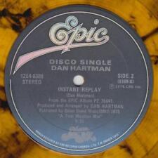 Dan Hartman – Instant Replay Rare *Yellow Clear Marble Vinyl* (LISTEN)