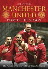The Official Manchester United Diary Of The Season-Manchester United