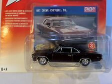 Johnny Lightning 1967 Chevy Chevelle SS Chevy High Performance New #3