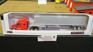 SPECCAST #33719 RED PETE 579 SEMI CAB TRUCK & DRY VAN TRAILER 1:64/ MTB FITS DCP