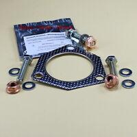 Auspuffdichtung Set für Abgasanlage , Katalysator , Abgasrohr +Montagematerial