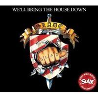 SLADE - WE'LL BRING THE HOUSE DOWN (REM.+BONUSTRACKS)  CD NEU