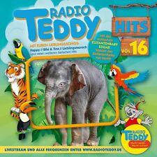 Teddy RADIO HITS vol.16 CD NUOVO