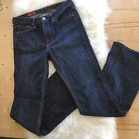 AG Adriano Goldschmied The Elite Bootcut Stretch Denim Jeans Woman's Size 29R