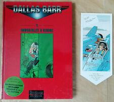 Dallas Barr T 1 Immortalité à vendre MARVANO & HALDEMAN Dupuis + Marque page EO