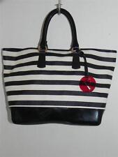 Furla Bon Bon Black Jelly Base/Handles Shopper