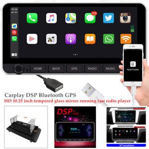10.25'' Android 9.0 Carplay DSP Bluetooth GPS Car Navi WIFI Integrated Machine