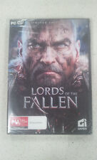 Lords of the Fallen Limited Edition PC DVD Game (New and Sealed)