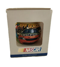 Vintage Nascar 1998 Winston Cup Jeff Gordon 3 Time Champion Ornament