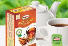100 Tea Bags Fadna Cinnamon Tea With Ceylon tea 100% Neutral Herbal Drink