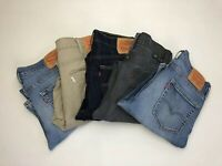 LEVI LEVIS ATHLETIC TAPERERED 541 JEANS - 541 - FREE POSTAGE ALL SIZES GRADE A