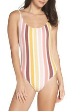 Rhythm 145696 Womens Multicolor Zimbabwe One-Piece Swimsuit Size Large