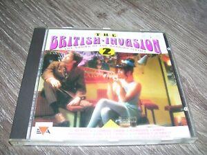 The British Invasion 2 - Sound of the Roaring Sixties * RARE EVA CD Holland 1991