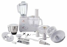 Bajaj FX7 600 Watt Food Processor SMART KITCHEN CHOICE USA Universal plug