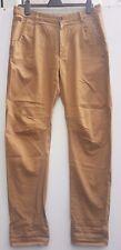 Zara Man Tan Chino Trousers Size EU 38