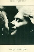 "JOHN FARNHAM - WHISPERING JACK 12"" LP (L7872)"
